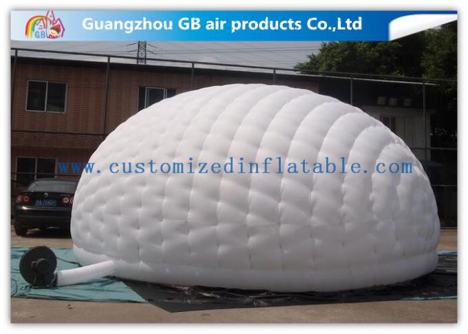 Re - Usability Oxford Cloth Outdoor Advertising Inflatable Air Tent Trip Portable Camping Tent
