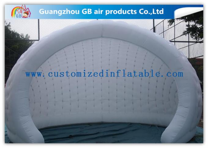 Mini Size White Inflatable Tent C&ing Trip Inflatable Igloo Pop Up Dome Tent & Size White Inflatable Tent Camping Trip Inflatable Igloo Pop Up ...