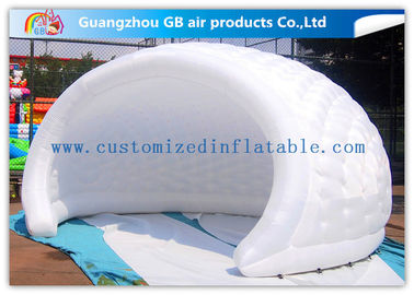 China Re - Usability Oxford Cloth Outdoor Advertising Inflatable Air Tent Trip Portable Camping Tent supplier
