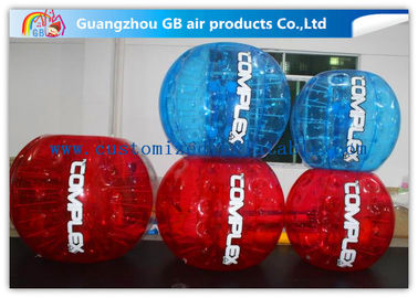 China Multi Color Inflatable Bumper Ball Zorb Ball Football For Adults Battle Sports supplier