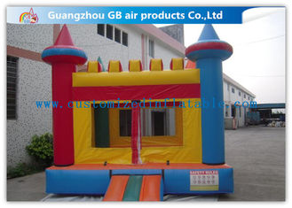 China Kids Small Inflatable Bouncer Toy Bounce House Inflatable Bouncy Castle 13 Feet supplier