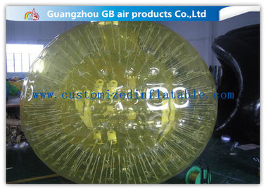China Customized Body Inflatable Bumper Ball Soccer Bubble For Playing Games supplier