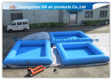 China 0.9mm Pvc Tarpaulin Small Inflatable Pool Portable Swimming Pool For Kids supplier