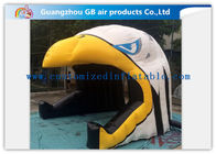 China 0.45mm PVC Tarpaulin Colorful Inflatable Air Tent Eagle Tent Advertising Model factory