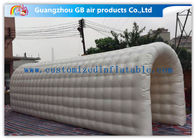 China Open Air Inflatable Tunnel Tent Inflatable Sports Dome Durable PVC Wire Stitching factory