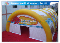 China Large Heat Welding Inflatable Air Tent Airtight Inflatable Marquee for Sports and Events factory