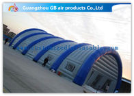 China Custom - Made Large Igloo Pop Up Dome Tent Building Tent for Winter Advertising factory