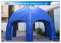 China 6 Legs Spider Air Inflatable Tent Igloo Outdoors Pop Up Tent for Summer Camp Activities factory