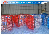 China Beautiful Inflatable Bumper Ball Soft / Human Inflatable Bumper Bubble Balls factory