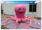 China Versatile Giant Inflatable Cartoon Characters Blow Up Octopus Or Squid factory