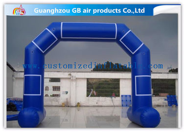 PVC Inflatable Entrance Arch Customized Size for Sports CE / UL / SGS