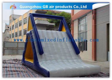 Customized Adults / Kids Inflatable Water Slide Floating Sports Game