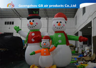 Giant Inflatable Snowman Blow up Christmas Santa Claus Yard Decoratoin